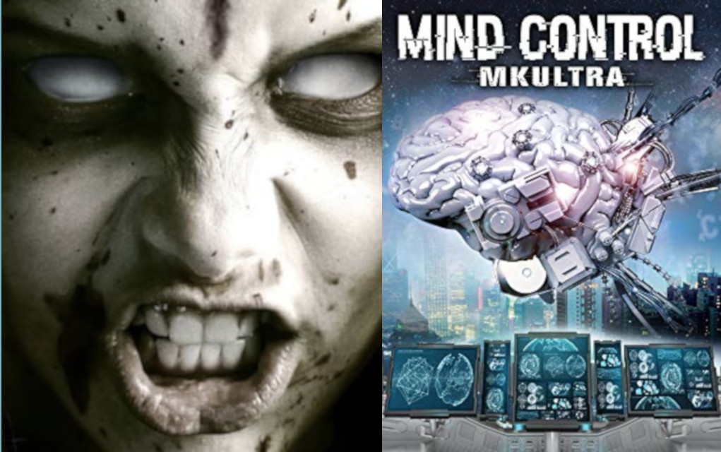 MK Ultra and Mind Control programs are used as a modern version of Demonic poccession