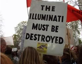 The Illuminati Mythology as our new common enemy