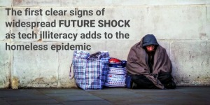 Future Shock effects on society